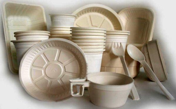 لیست تولیدکنندگان ظروف یکبار مصرف گیاهی
