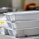 قیمت ظروف یکبار مصرف آلومینیومی پارس
