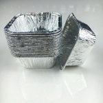 قیمت فروش ظروف یکبار مصرف آلومینیومی